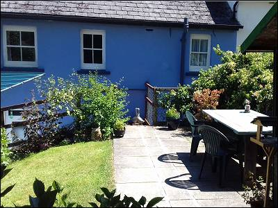 Forget-Me-Not Cottage in New Quay